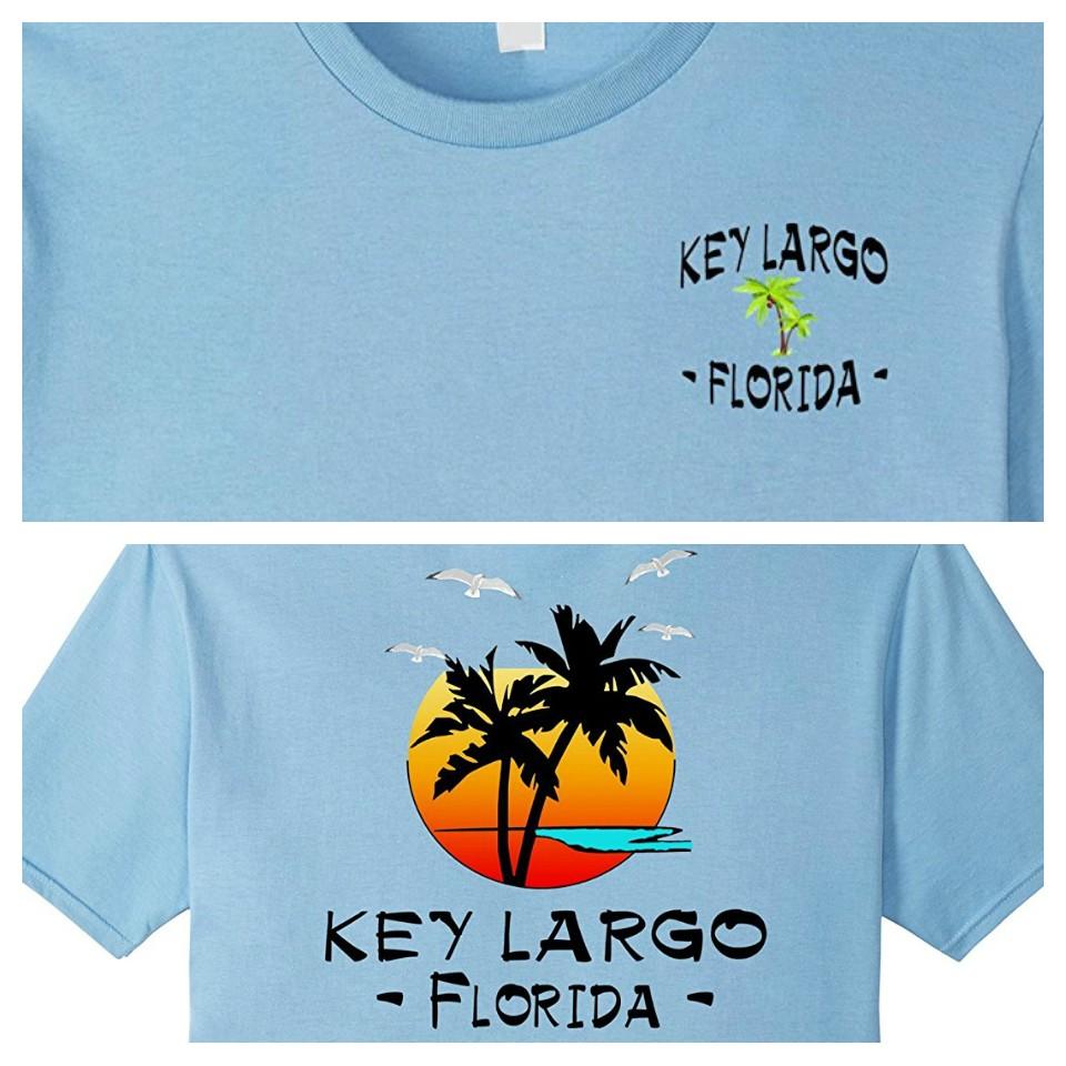 2 Sided Key Largo, Florida