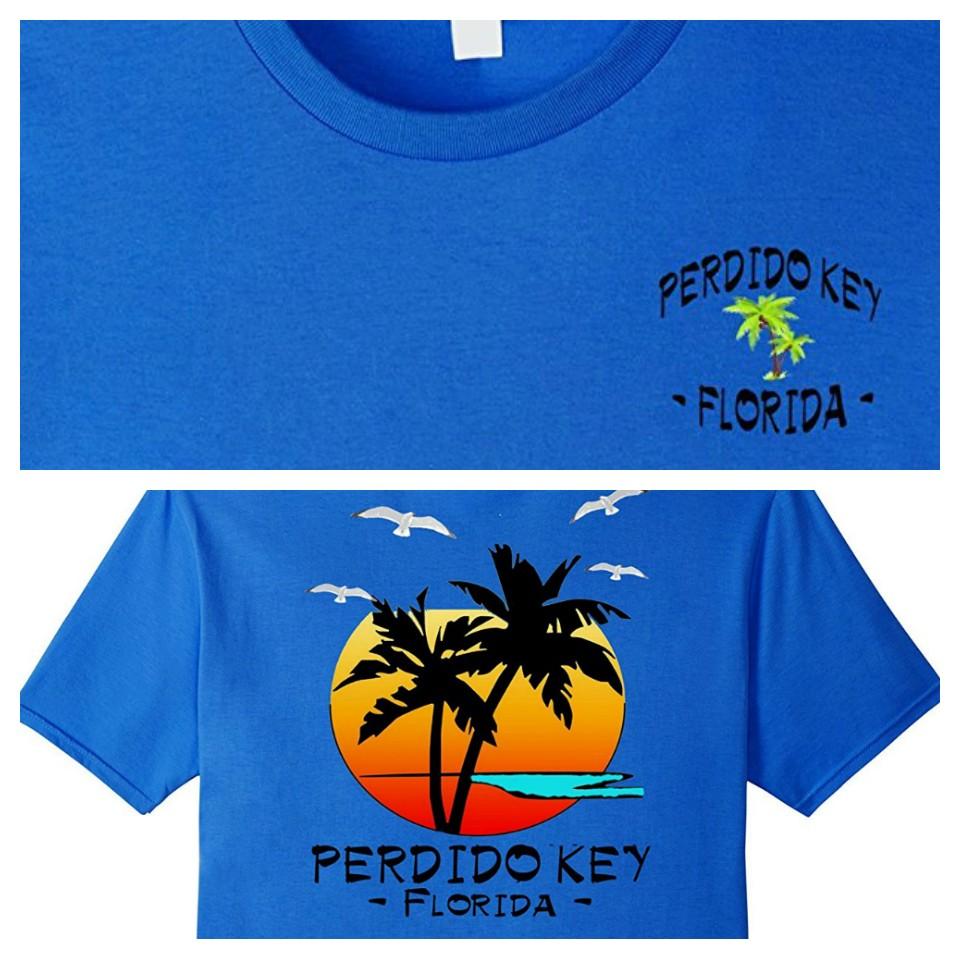2 sided Perdido Key, Florida